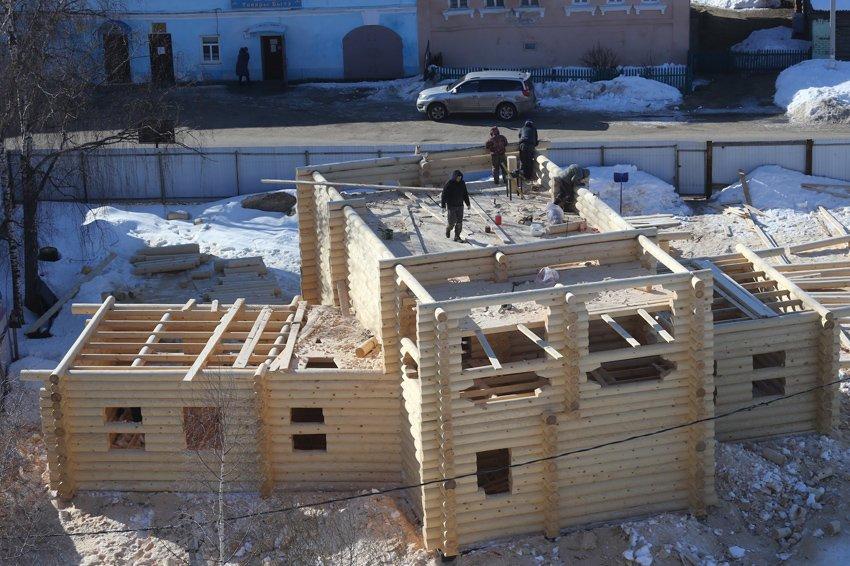 Закон о получении 100 кубов леса для строительных работ
